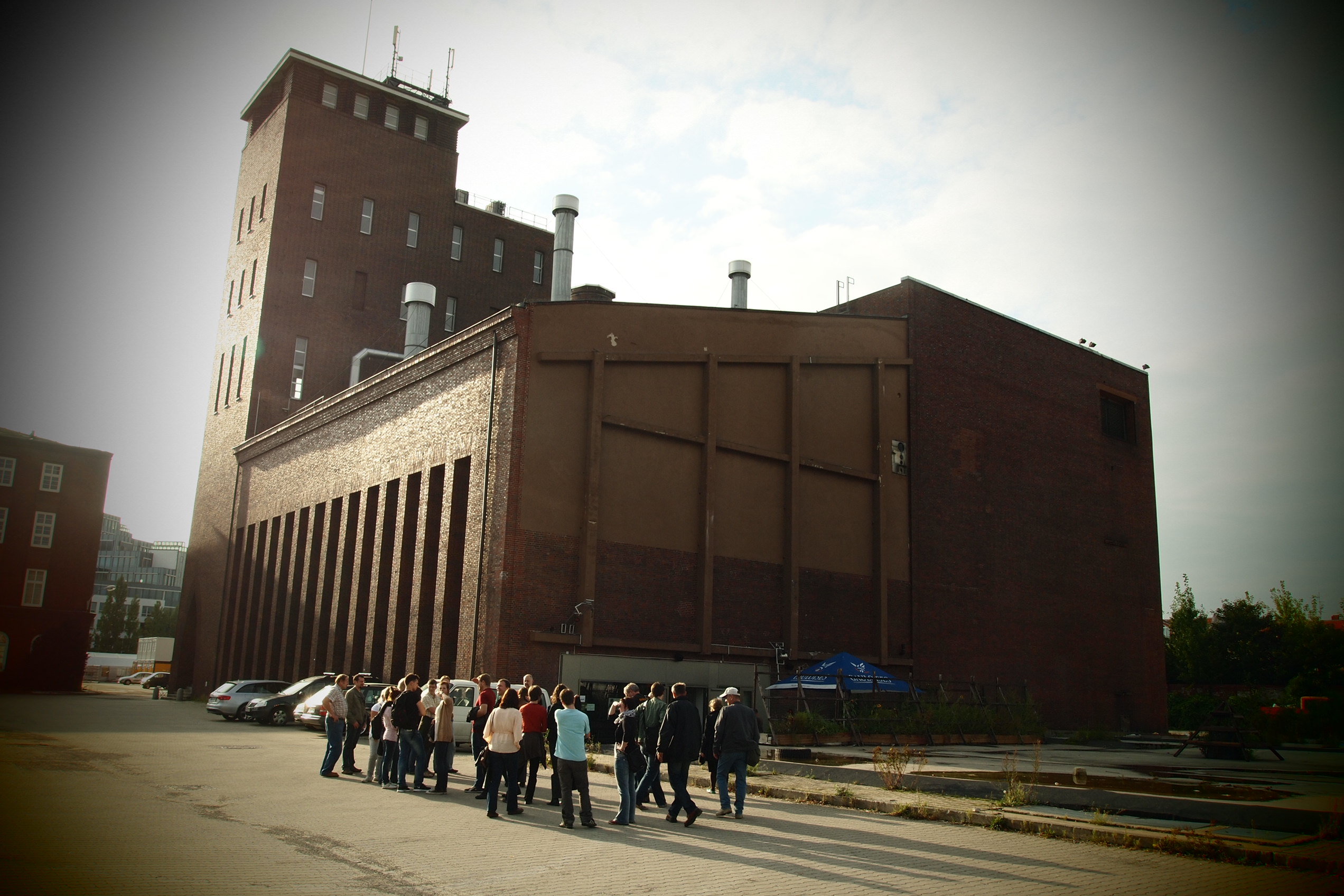old Kindl brewery